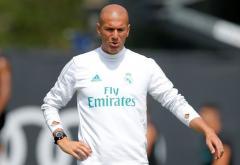 Zidane a demisionat de la Real Madrid