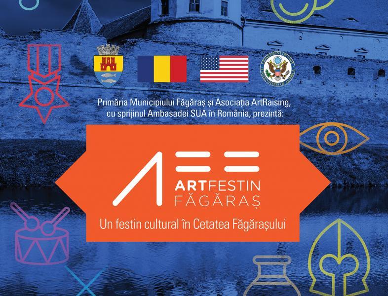 Filme clasice, concerte, piese de teatru la Art Festin Făgăraș