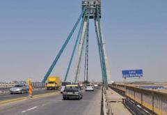 Podul de la Agigea se închide complet