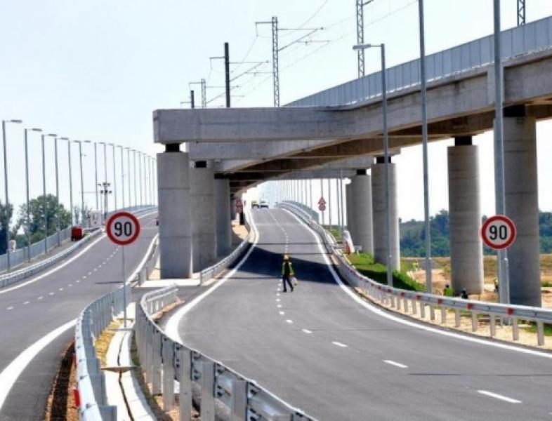 Restricții, mâine, pe podul Calafat-Vidin