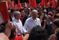 Miting PSD, pe 9 iunie, în Bucureşti.