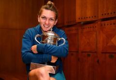 Simona Halep aduce acasă trofeul de la Roland Garros