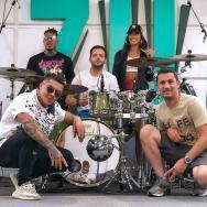 """Sahara"" e LIVE. Antonia, Alex Velea și Lino Golden au venit în Morning ZU"