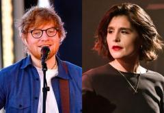 """Jessie Ware a colaborat cu Ed Sheeran pentru versiunea acustică a piesei """"Sam"""""""