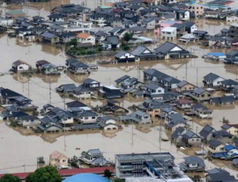Catastrofă în Japonia