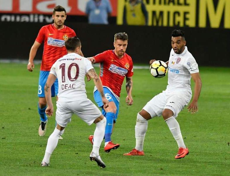 FCSB și CFR Cluj forțează calificarea în grupele ligii Europa
