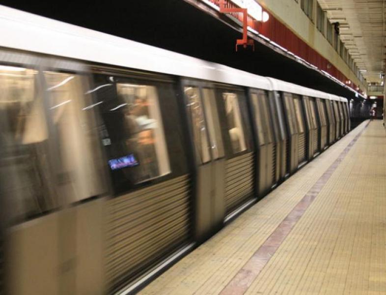 Din nou proteste ale angajaților de la metrou