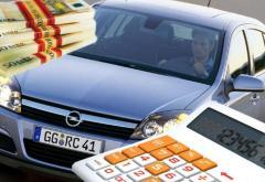 Șoferii mai au câteva zile pentru a cere restituirea taxei auto