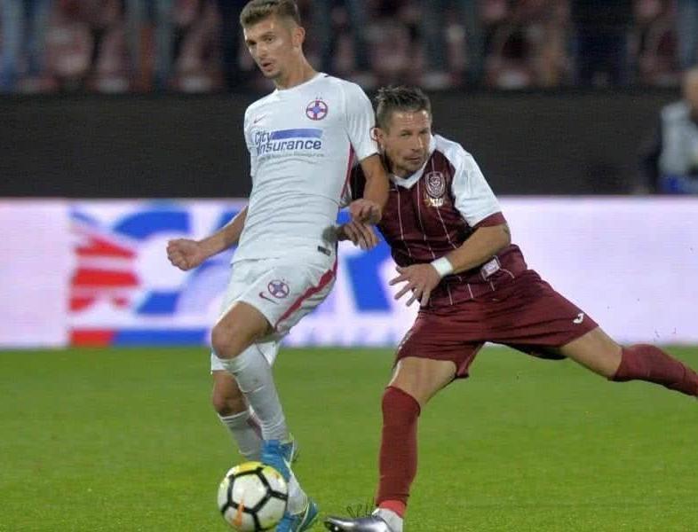 Stadion plin la derby-ul CFR Cluj – FCSB