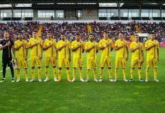 Naționala de fotbal U21 – meci cu Bosnia, în preliminarii