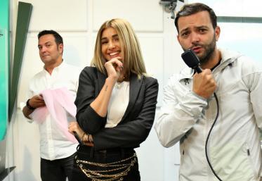 LIVE: Alina Eremia cântă 10 hituri la 10 ani de ZU