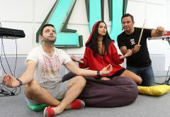 La mulți ani, Inna! 6 momente LIVE în Morning ZU