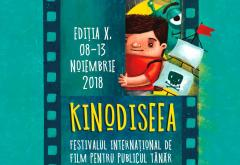 Revine Festivalul Kinodiseea