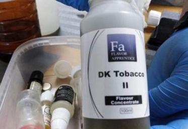 Nicotină în stare pură – vândută pe internet