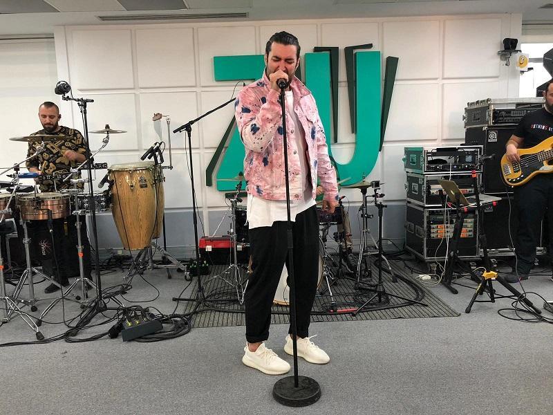 "Smiley și Dorian ""aprind scânteia"" live la Morning ZU"