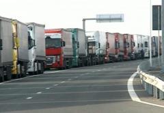 Din nou restricții pentru camioane, în Ungaria