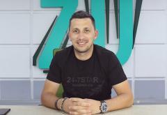 """Flick Domnul Rimă la 10 ani de ZU: """"Ascultați Radio ZU pentru că nu o faceți degeaba!"""""""