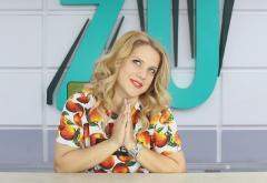 """Raluca Benavides la 10 ani de ZU: """"ZU îmi dă emoții"""""""