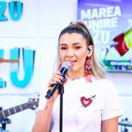"""Marea Unire ZU 2018: Alina Eremia cântă LIVE """"Fată dragă"""""""