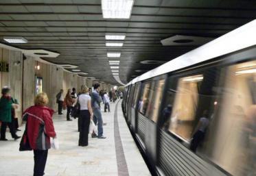 Grevă generală la metrou, miercuri, 21 noiembrie