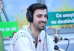 """Marea Unire ZU 2018: Liviu Teodorescu cântă LIVE """"Acolo este țara mea"""""""