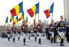 Mii de militari și sute de mijloace tehnice vor defila mâine, în Capitală