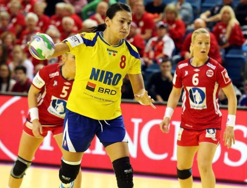 România joacă mâine, la europeanul de handbal feminin