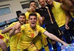 România U 21 întâlnește Belgia, astăzi, la Cluj