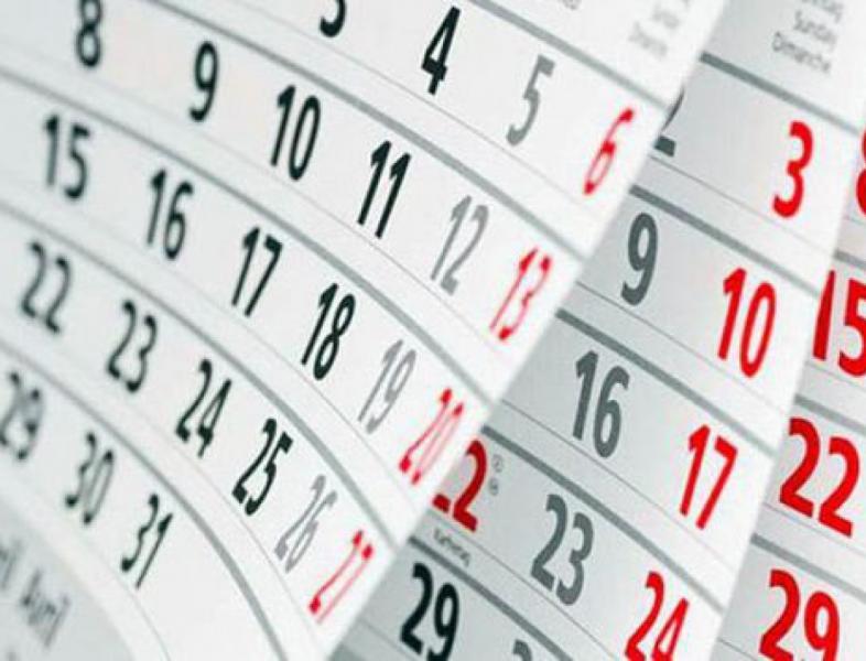 Două minivacanțe de sărbători pentru bugetari