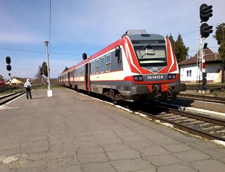 Duminică intră în vigoare un nou mers al trenurilor