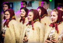 Orașul Faptelor Bune 2018: Grupul vocal ASCOR ne-a colindat din prima seară
