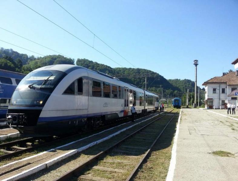 Cu 30 de euro mergi cu trenul de la Cluj la Viena