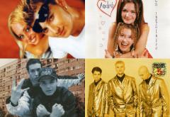 20 de hituri românești care împlinesc 20 de ani în 2019
