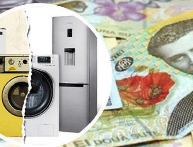 Veste bună pentru cei care vor să beneficieze de pe urma electrocasnicelor vechi din casă