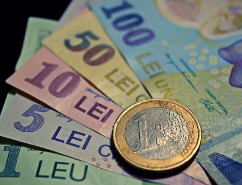 Leul s-a prăbușit …dar în fața monedei europene