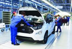 Producție record la uzina Ford din Craiova