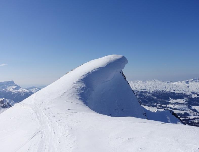 Risc mare de avalanșă la munte