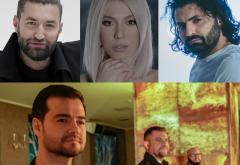 3 Sud Est, Smiley, Sore și Pepe au lansat piesele începutului de an
