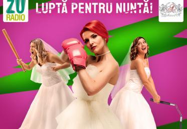 Câștigă o nuntă de 35000€! Înscrie-te la Luptă pentru Nuntă!