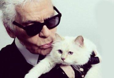 O birmaneză e moștenitoarea averii lui Carl Lagerfeld