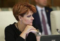 Olguța Vasilescu – respinsă din nou la Ministerul Dezvoltării
