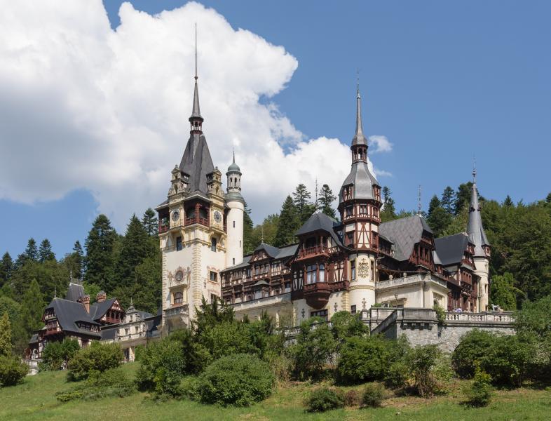 Palatul Peleș ar putea deveni proprietatea statului român