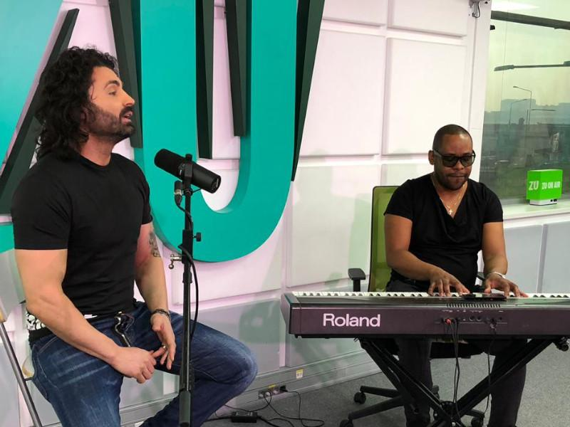"""Pepe cântă """"Îmi pasă"""" unplugged în Morning ZU"""