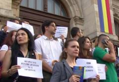 Protest fără precedent în justiție