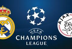 Continuă meciurile din optimile Ligii Campionilor