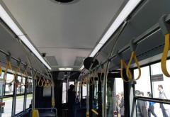 STB dezinfectează autobuzele, pentru combaterea gripei