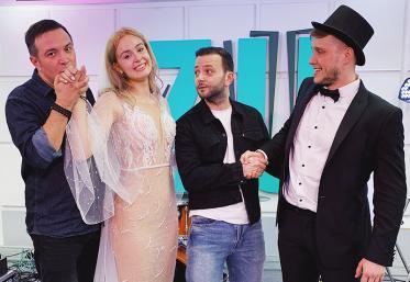 """""""Sportivii"""" Adelina și Horia au câștigat """"Luptă pentru nuntă"""""""