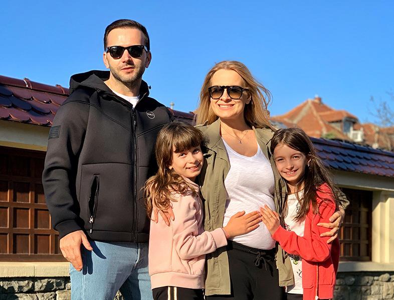 VIDEO: Cum a anunțat Mihai Morar că va fi tată pentru a 3-a oară