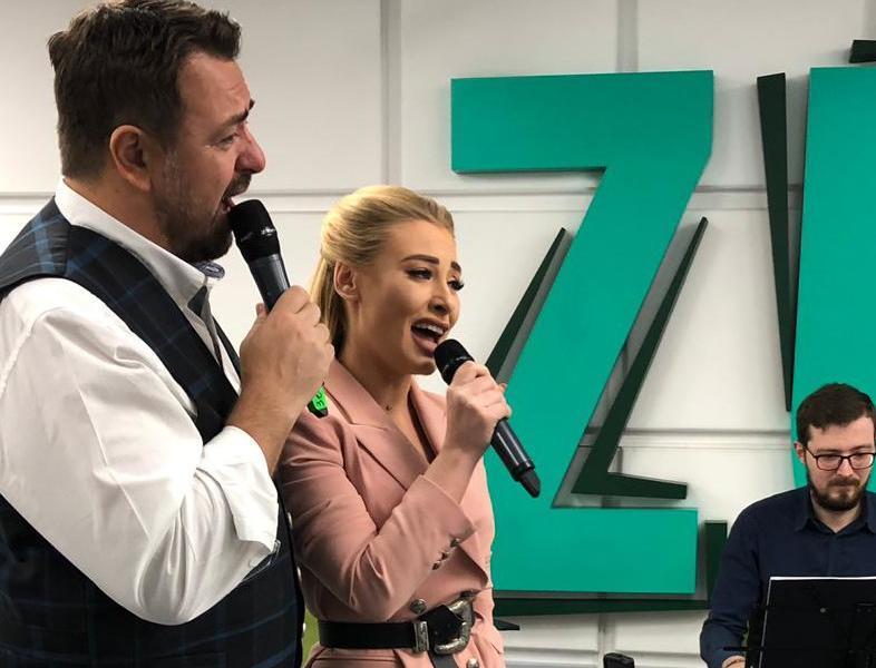 """Horia Brenciu și Irina Baianț aduc muzica din """"My Fair Lady"""", live la ZU"""
