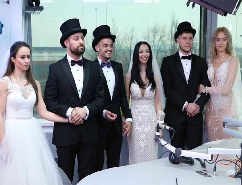 Luptă Pentru Nuntă Care Este Cuplul Câștigător Radio Zu